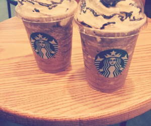 frappuccino, smile, and yammi image