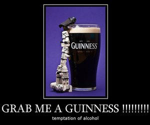 alcohol, dark vader, and funny image