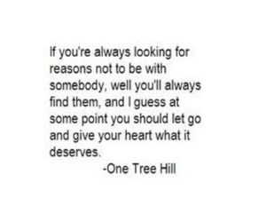 one tree hill and love image