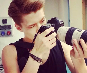 exo, instagram, and handsome image