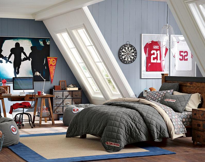 Teenage Guy Bedroom Ideas Design Corral
