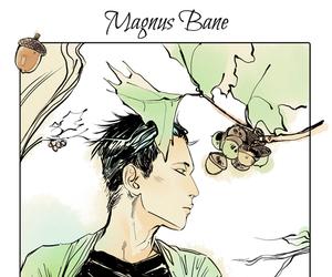 magnus bane, shadowhunters, and tmi image