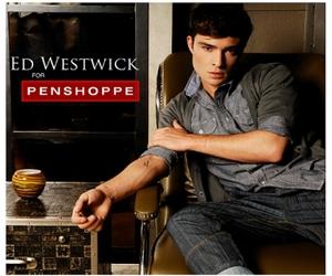 ed westwick and chuck bass image