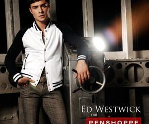 boy, gg, and ed westwick image