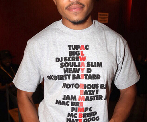 chance the rapper and rappers image