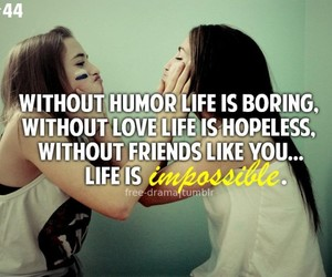girls, impossible, and quotes image