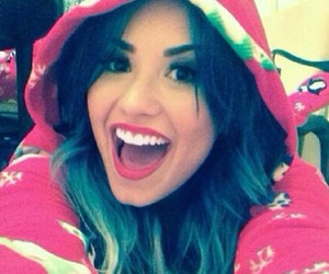 beatiful, demi lovato, and cute :3 image