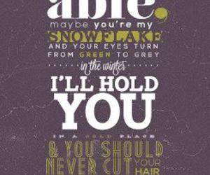 ed sheeran and Lyrics image