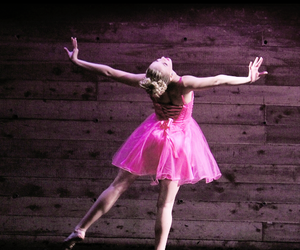 dancer, chloe lukasiak, and girl image