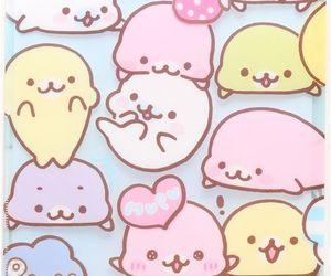 mamegoma, cute, and kawaii image