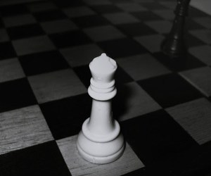 black, board, and chess image
