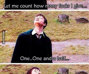 funny, harrypotter, and haters image