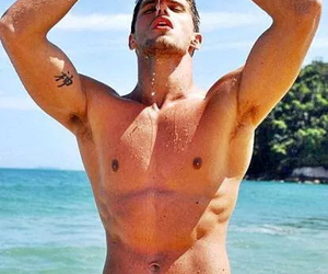 guy, Hot, and sexy image