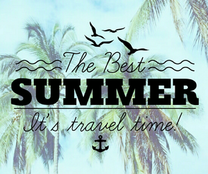 anchor, summer, and travel image