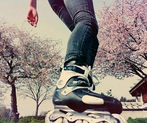 skating, seba, and freedom image