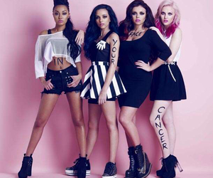 fun, little mix, and in your face cancer image