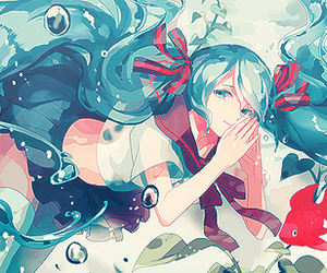 vocaloid, girl, and anime image