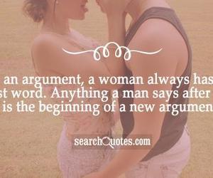 argument, couple, and Lyrics image