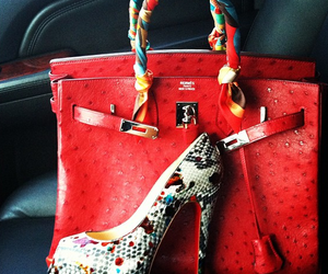 fashion, hermes, and bag image