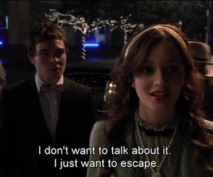 gossip girl, chuck bass, and escape image