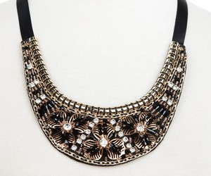 bib necklace for women image