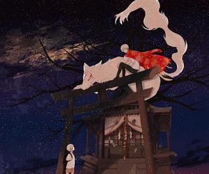 anime, natsume, and madara image