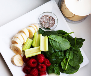 banana, chia, and healthy image