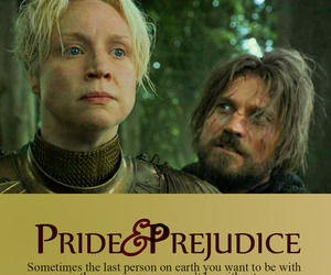 pride and prejudice and game of thrones image