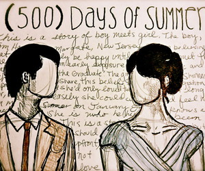 500 Days of Summer and movie image