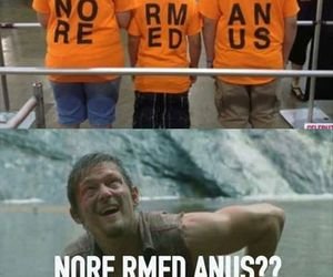 norman reedus, funny, and lol image