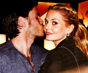 once upon a time, Jennifer Morrison, and colin o'donoghue image