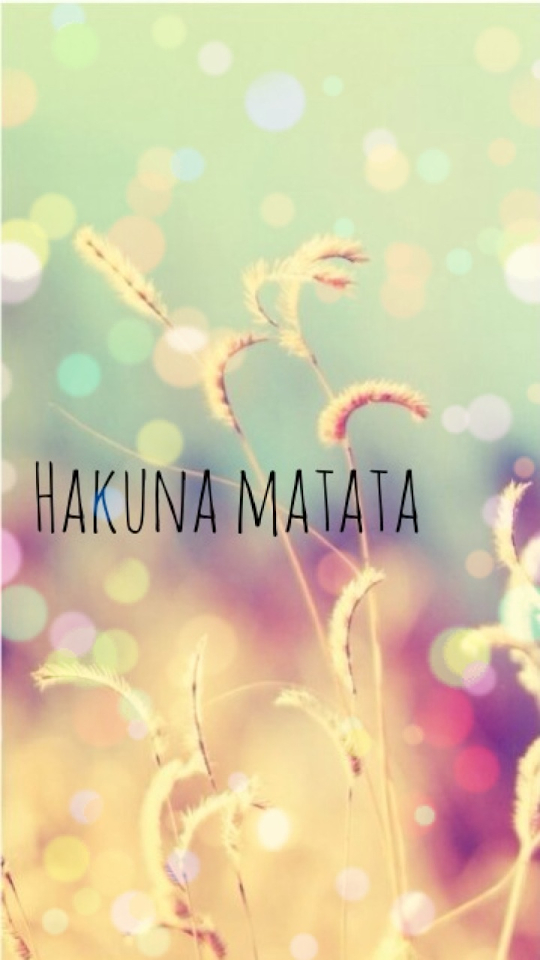 38 Images About Hakuna Matata On We Heart It