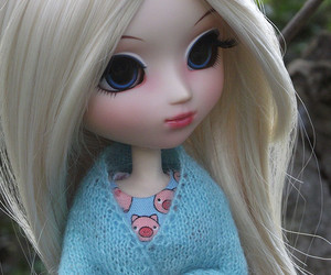 doll, kawaii, and knit image