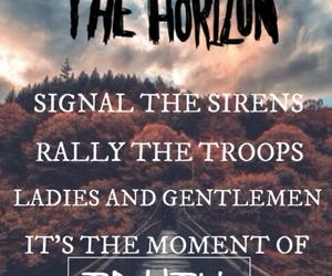 bmth, bring me the horizon, and gentleman image