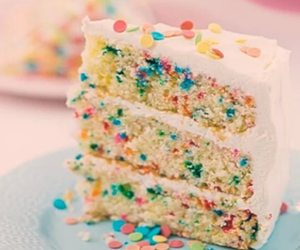 cake, sweet, and candy image