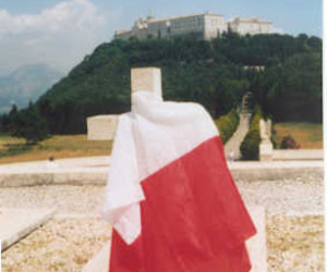 1944, battle, and monte cassino image