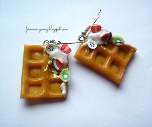 polymer clay, sweet, and modelina image