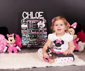 birthday, minnie, and minnie mouse image