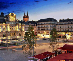 Angers, city, and france image