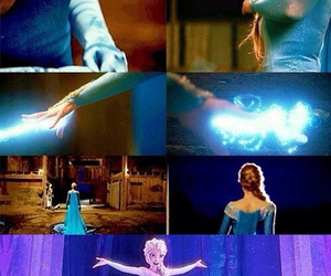 frozen and once upon a time image