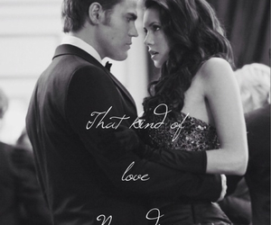 couple, dress, and Vampire Diaries image