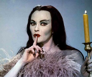 Halloween, Lily Munster, and the munsters image