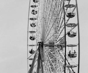 sky, fun, and wheel image