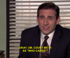 the office, funny, and tumblr image