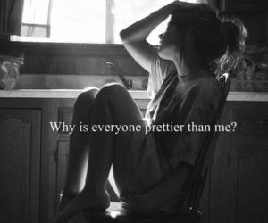 pretty, sad, and quotes image