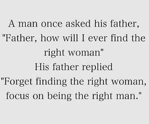 quote, man, and woman image