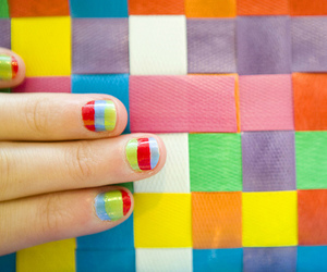 colours and nails image