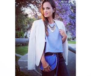 pretty, melaneeshale, and lila cropped top image