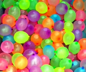 balloons, colors, and fun image