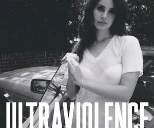 beautiful, black and white, and ultraviolence image